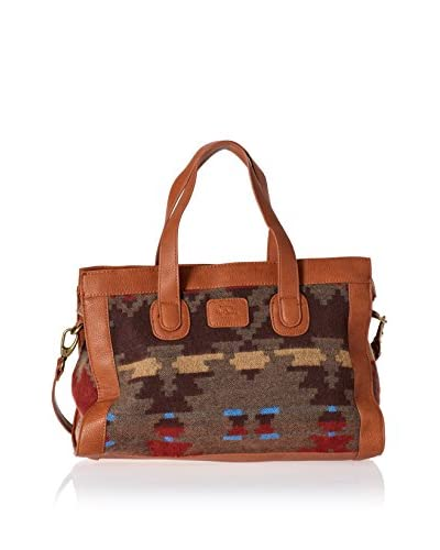 Pepe Jeans London Borsa A Mano Buffalo Marrone