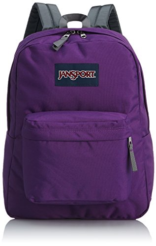 JanSport T501 Superbreak Backpack 2014 Winter Collection (Vivid Purple)