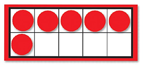 Ten Frames and Counters Manipulative PDF