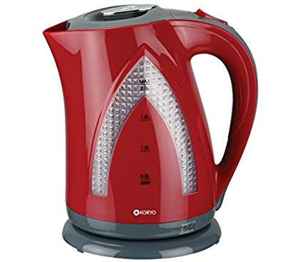Koryo KEK 1320 R 2 Litre Electrical Kettle