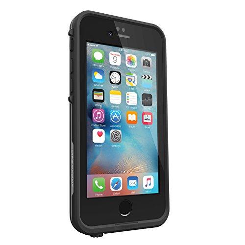 日本正規代理店品・iPhone本体保証付LIFEPROOF 防水 防塵 耐衝撃ケース fre iPhone6 Plus/6s Plus Black 77-52558