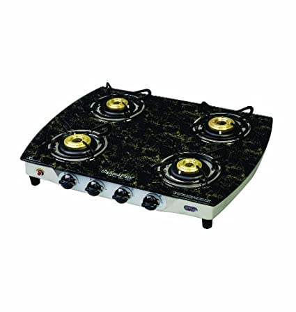 GT-2204AI Plus Gas Cooktop (4 Burner)