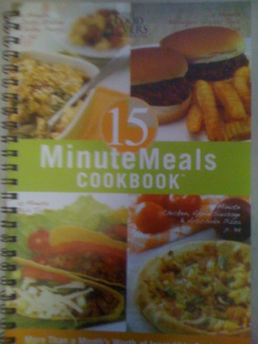 15 Minute Meals Cookbook (Food Lovers Fat Loss System) (Food Lovers Fat Loss Recipes compare prices)