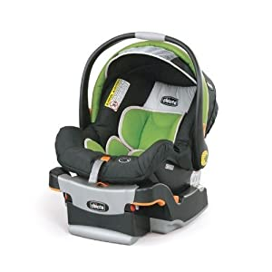 Chicco Keyfit 30 Infant Car Seat and Base, Midori