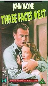 Three Faces West & Shepherd of the Hills  (John Wayne) [DVD]