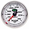 Auto Meter 7331 NV Mechanical Water Temperature Gauge
