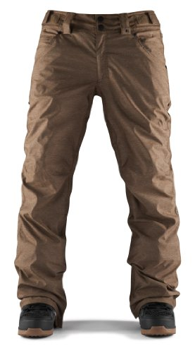Thirtytwo Men's Wooderson Pant, Chocolate, X-Large