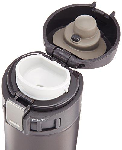 ZOJIRUSHI stainless steel mug 480ml dark cocoa SM-KB48-TM (japan import)