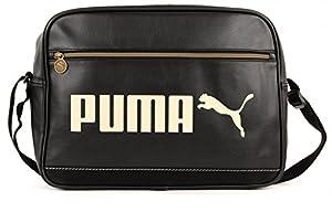 Puma Campus Reporter Sac bandoulière UA Noir - noir