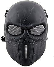 1PLUSreg Face Protect Army Iron Face Carbon Steel quotStrikerquot Gen2 Metal Mesh Lower Half Masque