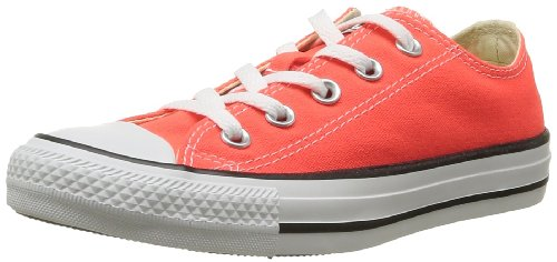 CONVERSE Unisex-Adult Chuck Taylor All Star Season Ox Trainers 015760-610-134 Corail , 44 EU