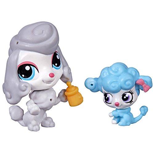 Littlest Pet Shop Pia Pudley & Pabla Pudley #3849 & #3850