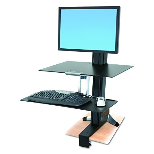 Ergotron WorkFit-S Single HD Workstation