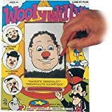 Wooly Willy Magnetic Face Neon