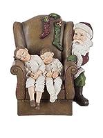 Especial Navidad Luxury Figura Santa Claus