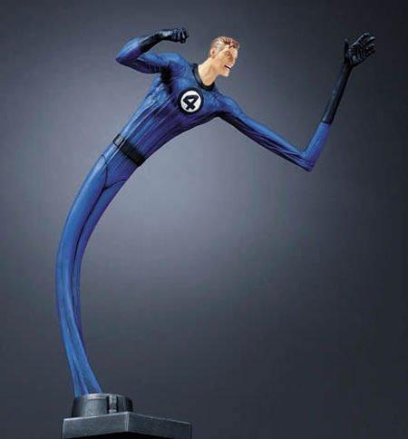 Picture of Bowen Mr. Fantastic (Fantastic Four) Mini Statue Bowen Designs! Figure (B001GN73D2) (Fantastic Four Action Figures)