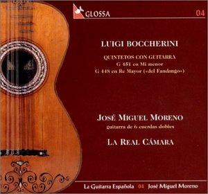 La Real Camera, L. Boccherini, Jose Miguel Moreno