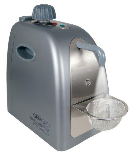 gemoro-0375-black-diamond-brilliant-spa-personal-sized-gray-slate-steam-cleaner-16-ounce