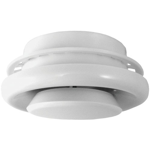 "1 - Suspended Ceiling Diffuser (6"") back-592013"