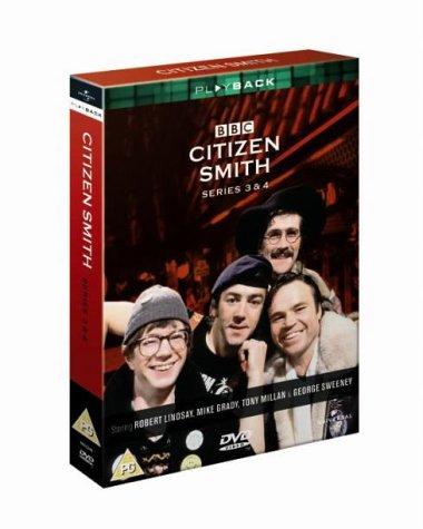 Citizen Smith: Series 3 & 4 [DVD] [1977]
