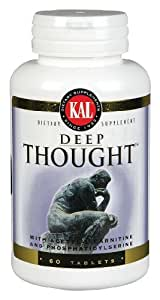 KAL - Deep Thought, 60 tablets