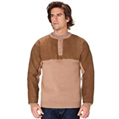 Filson Mens Guide Waterfowl Sweater by Filson