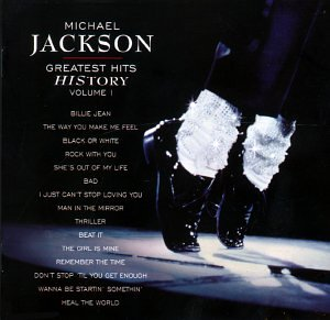 Michael Jackson - Greatest Hits Vol.1: History - Zortam Music