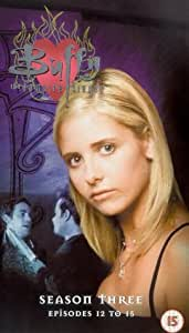 Buffy The Vampire Slayer - Season 3 - Episodes 12 to 15 [VHS] [1998]