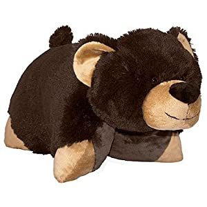 My Pillow Pets Bear - Large (Dark Brown) by My Pillow Pets