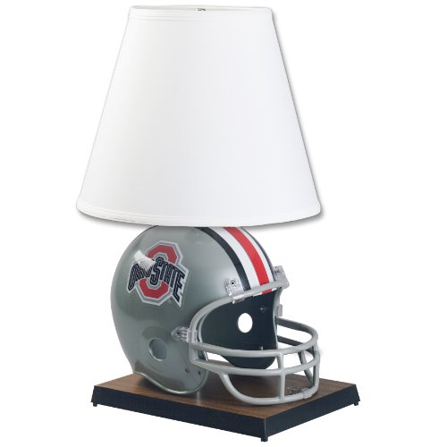 NCAA Ohio State Buckeyes Helmet Lamp at Amazon.com