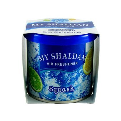 My shaldan squash air freshener 2 8 oz 80 gm can for Really strong air freshener