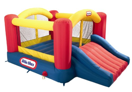 Little Tikes Jump n Slide Inflatable Bouncer