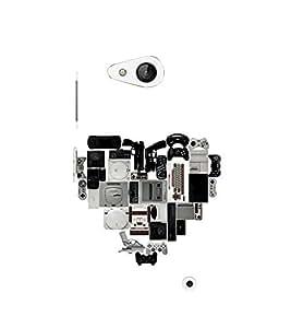 Ebby Premium Printed Mobile Back Case Cover With Full protection For Nokia Lumia 550/Microsoft Lumia 550 (Designer Case)