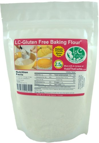 Baking Flour Gluten Free by LC-Foods