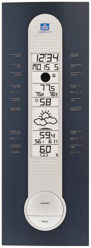 La Crosse Technology Weather Channel WS-7390TWC Wall Hanging Wireless Weather StationB0000CNXRD : image