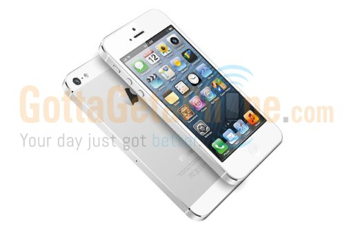 Apple iPhone 5 16GB (White) - Sprint