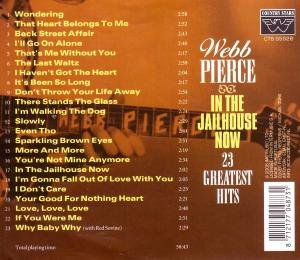 Webb Pierce - In the Jailhouse Now - Zortam Music