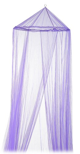 Great Deal! InStyle Home Collection Canopy, Lavendar