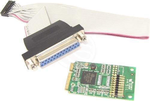 Cablematic - Mini PCIe avec 1 port parallèle