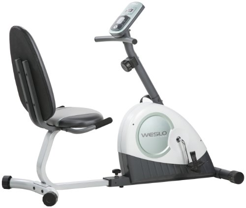 Weslo® Pursuit Recumbent Exercise Bike
