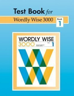 wordly wise 3000 book 4 lesson 1 pdf