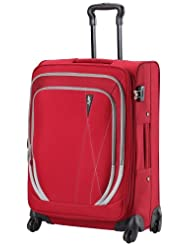 Skybags Greece 4 Wheel Polyester 76 Cms Softsided Suitcase