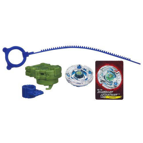 Beyblade 160SB Shogun Steel Beybattle SS-10 Guardian Leviathan Tops