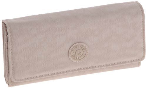 Kipling Unisex-Adult Brownie Wallet Caffe Latte K10201