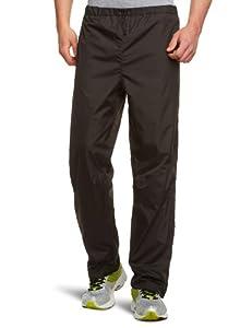 Vaude Fluid II Pantalon Homme Noir - FR :48 (Taille Fabricant S)