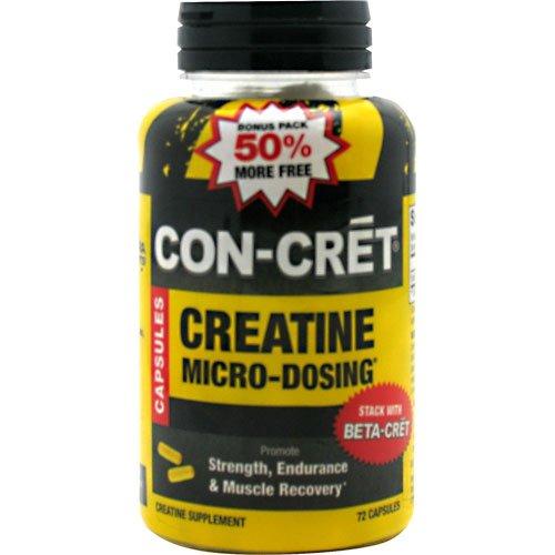 CON-CRET 750 Mg Mineral Supplement Capsules Bonus Size, 0.25 Pound