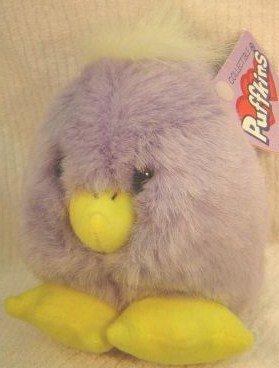 Puffkins Puffkin Chickity Bird Plush Stuffed Animal Toy - 1