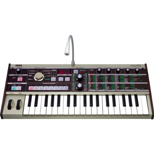 Korg Microkorg Synthesiser Vocoder Keyboard Micro Midi