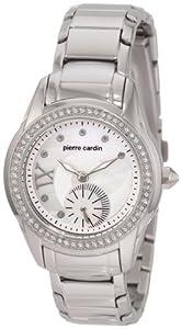 Pierre Cardin Women's PC104262F04 International Diamond Bezel Watch