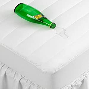 Coupon for home design waterproof full cotton mattress pad coupon amazon - Home design mattress pads ...